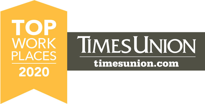The Times Union Names Nassau a Winner of the Albany Top Workplaces 2020 Award