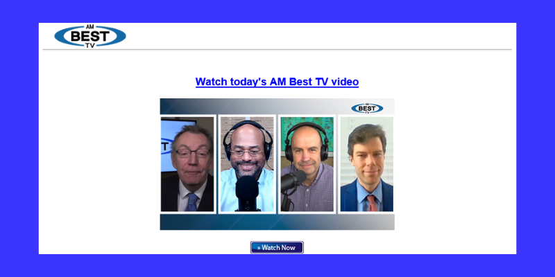AM Best TV – Annuity Advocates: The Industry 'Lost Track' of What Annuities Are